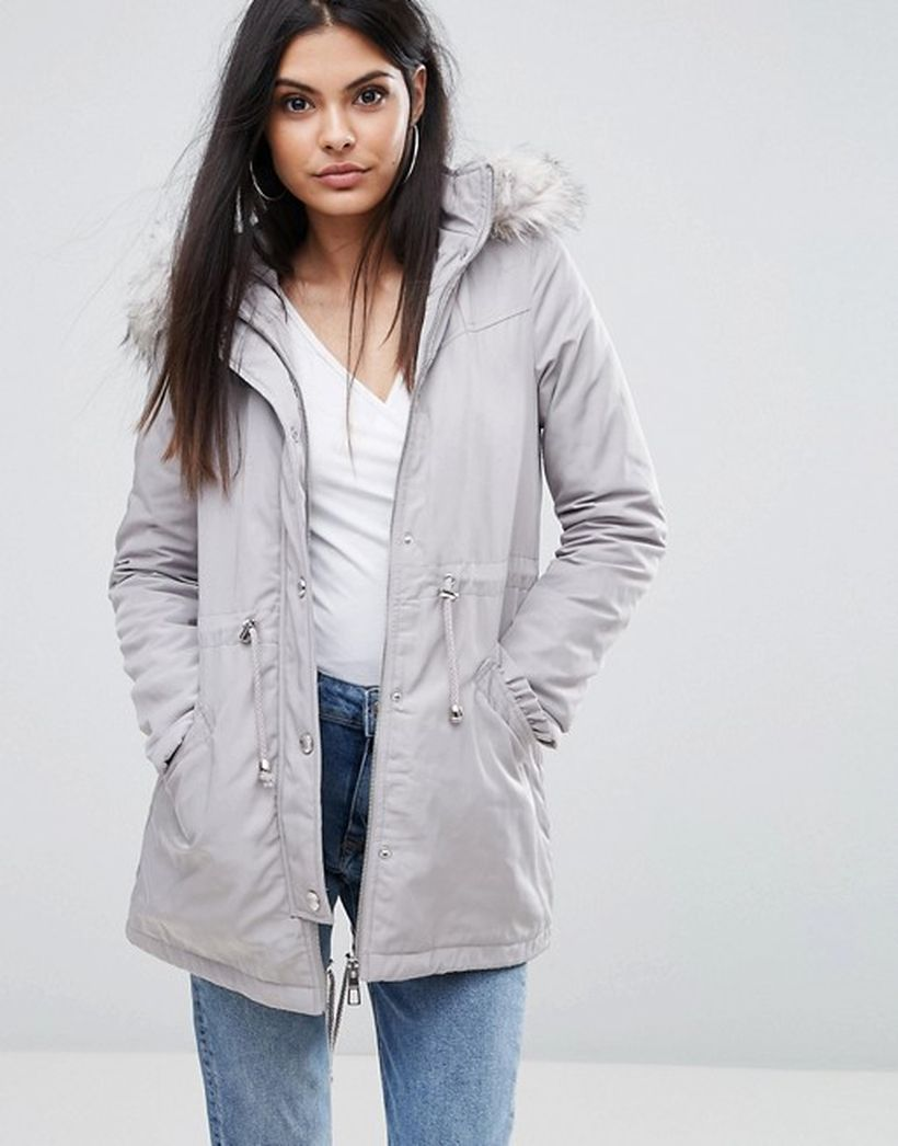 An-exciting-grey-parka-jackets.-