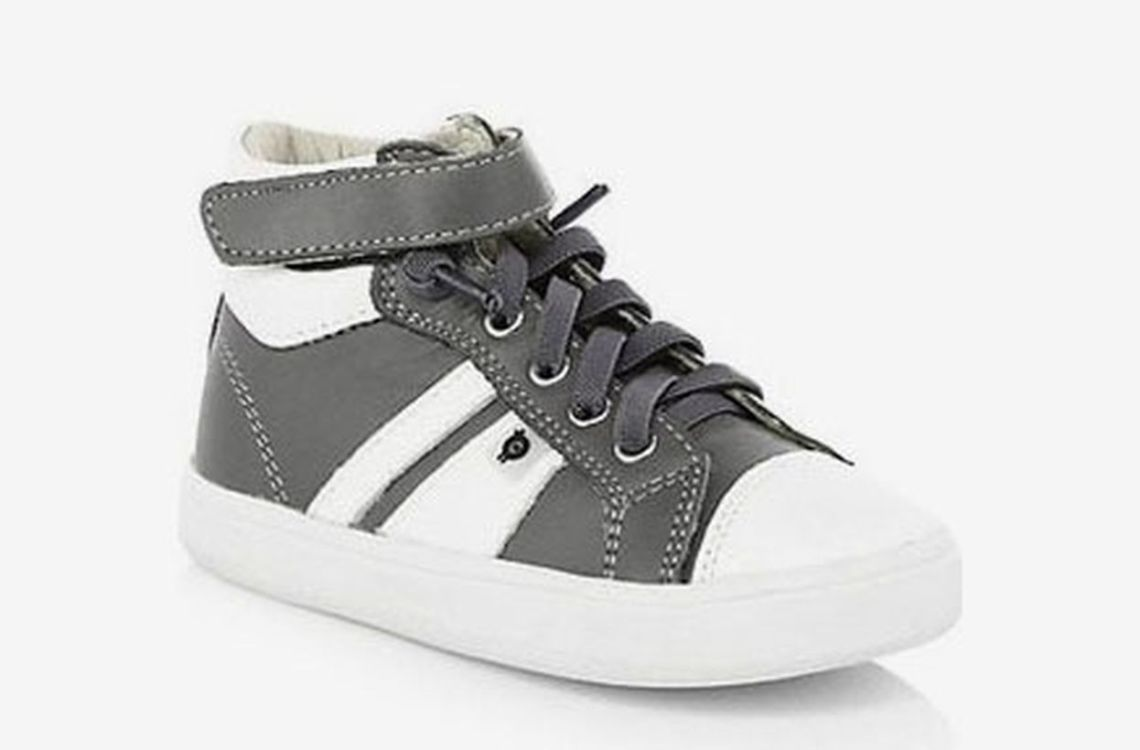White and gray boys sneakers ideas for school