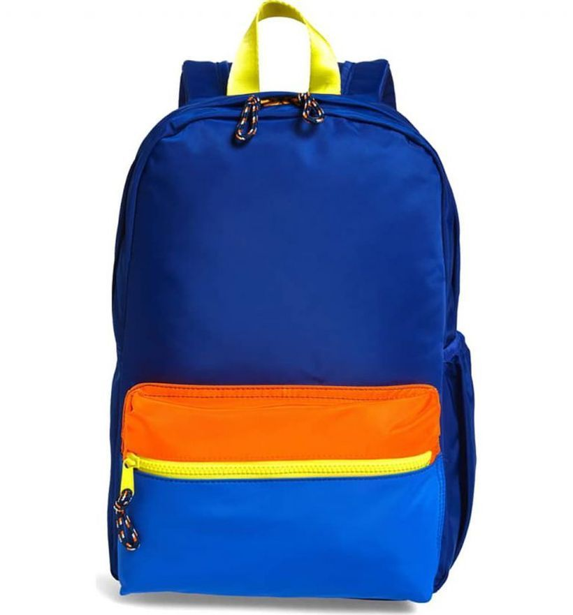 An amazing colorful bags for cool boy