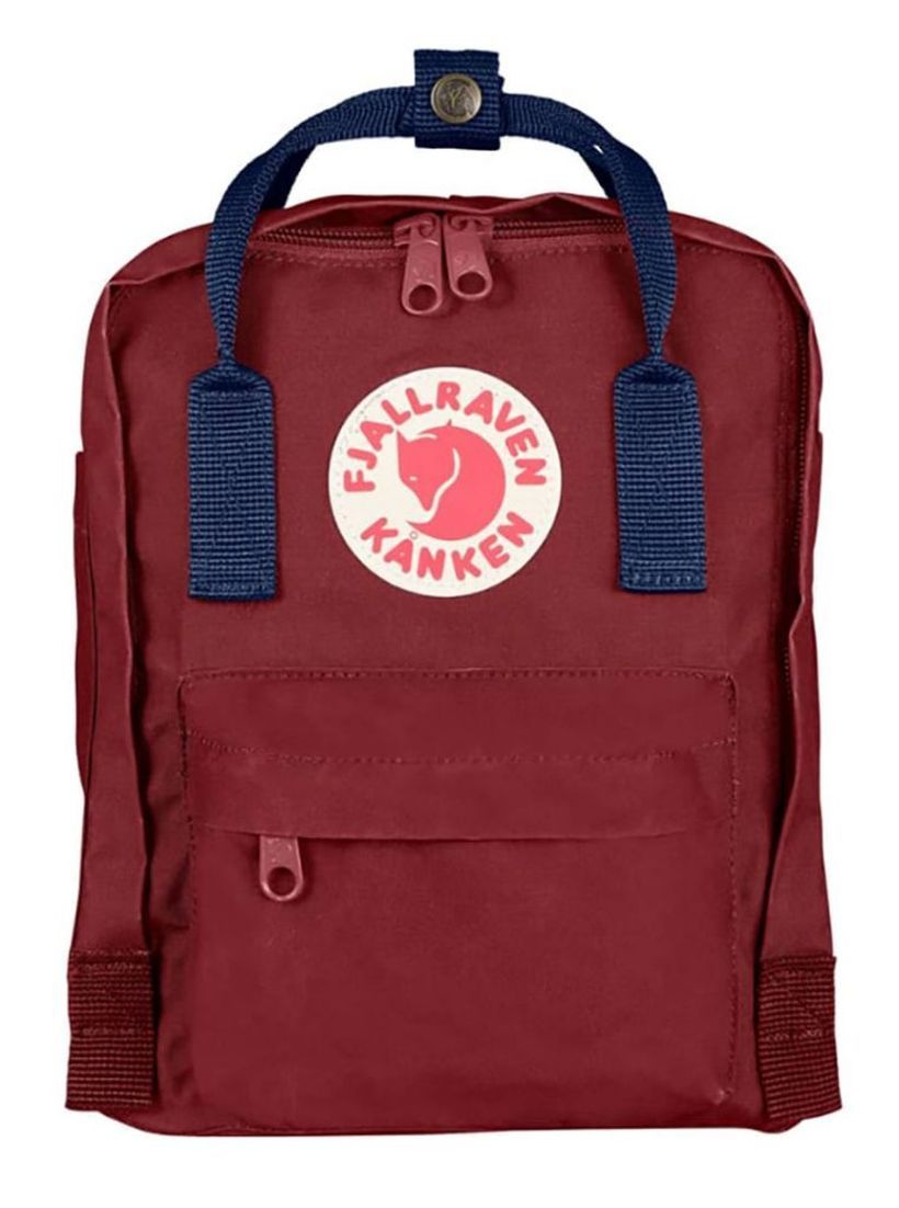 Interesting red bags for school to make it look perfect