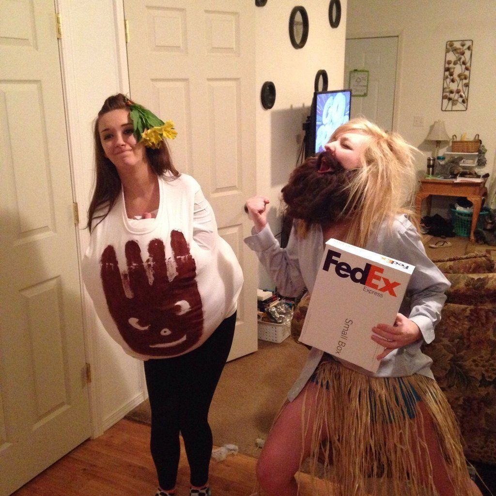 An awesome halloween costum for women