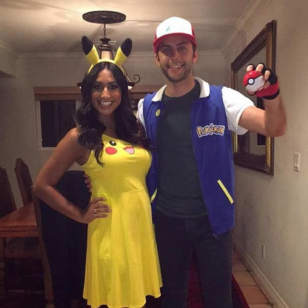 An awesome pokemon costumes