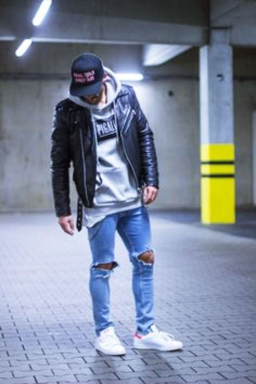Awesome ripped jeans
