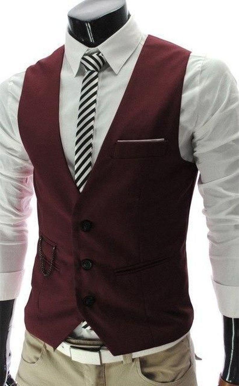 Best-black-vest-and-striped-tie