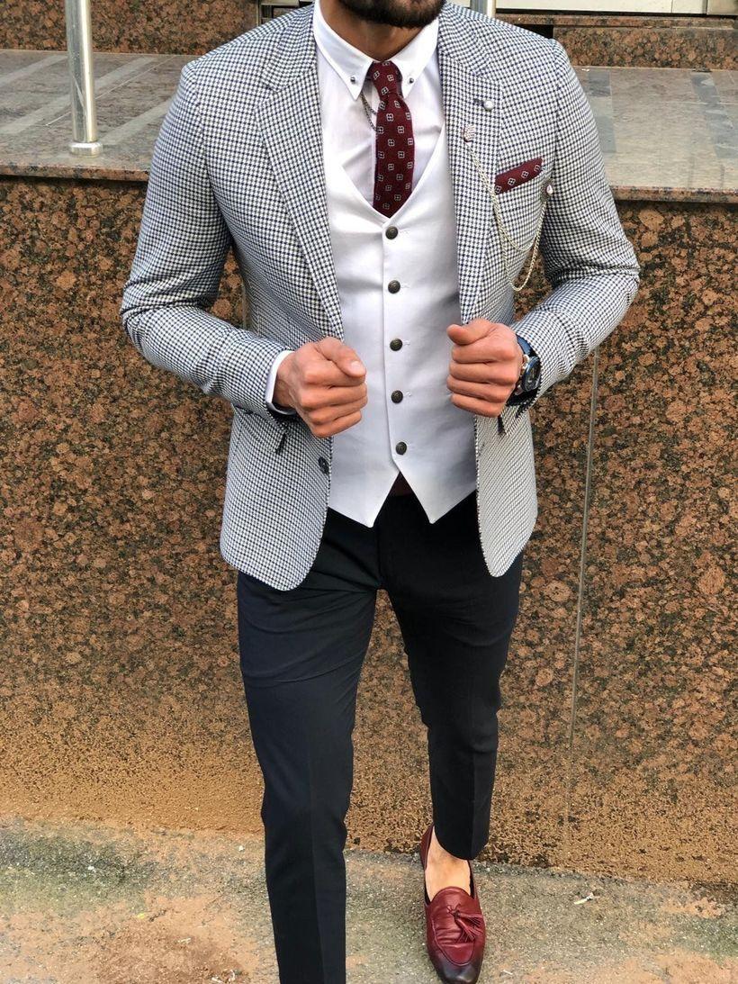 Cool-white-vest-with-plaid-suit