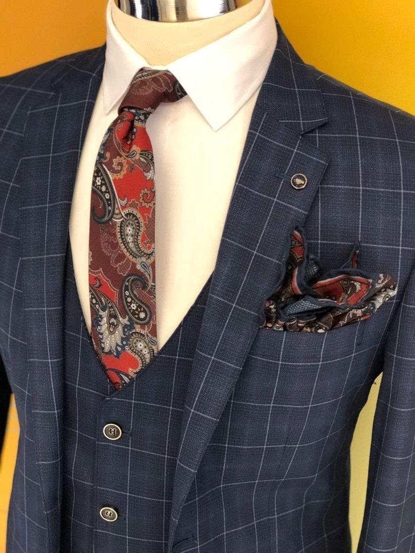 Plaid-vest-and-suit