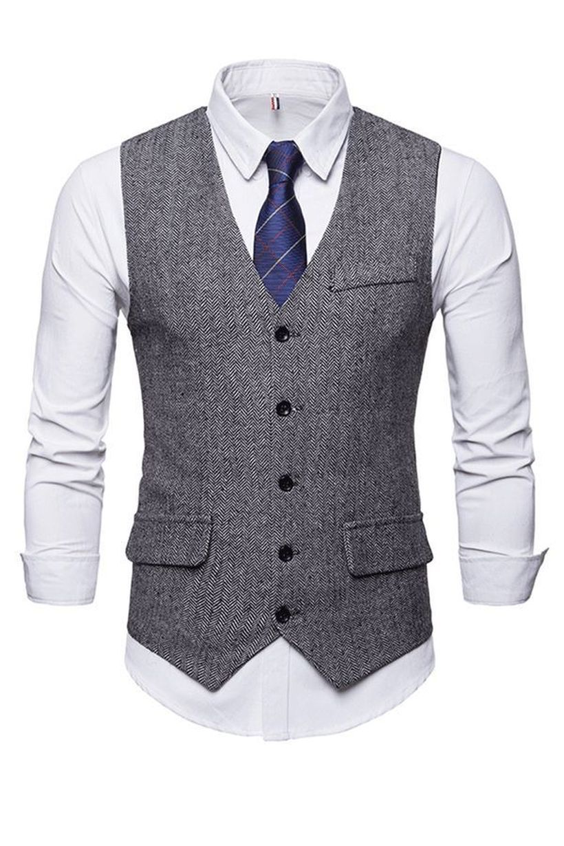 Long-sleeve-white-and-grey-vest
