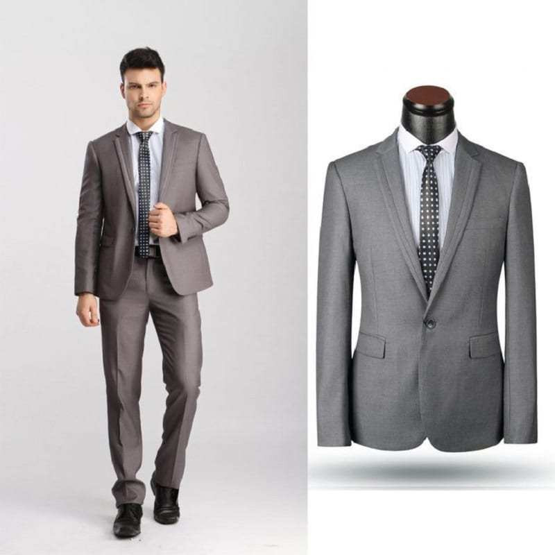 Sensual coat styles for men