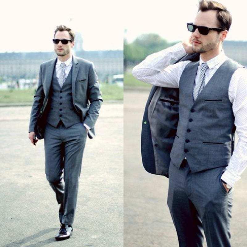 Dress clothes for men