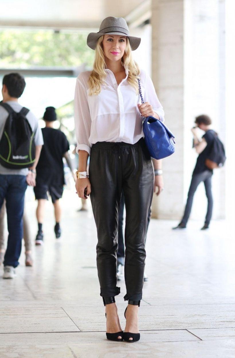 A-fabulous-lack-leather-pants.-