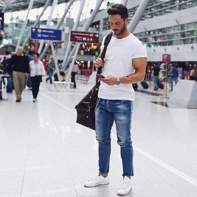 Airport look 4
