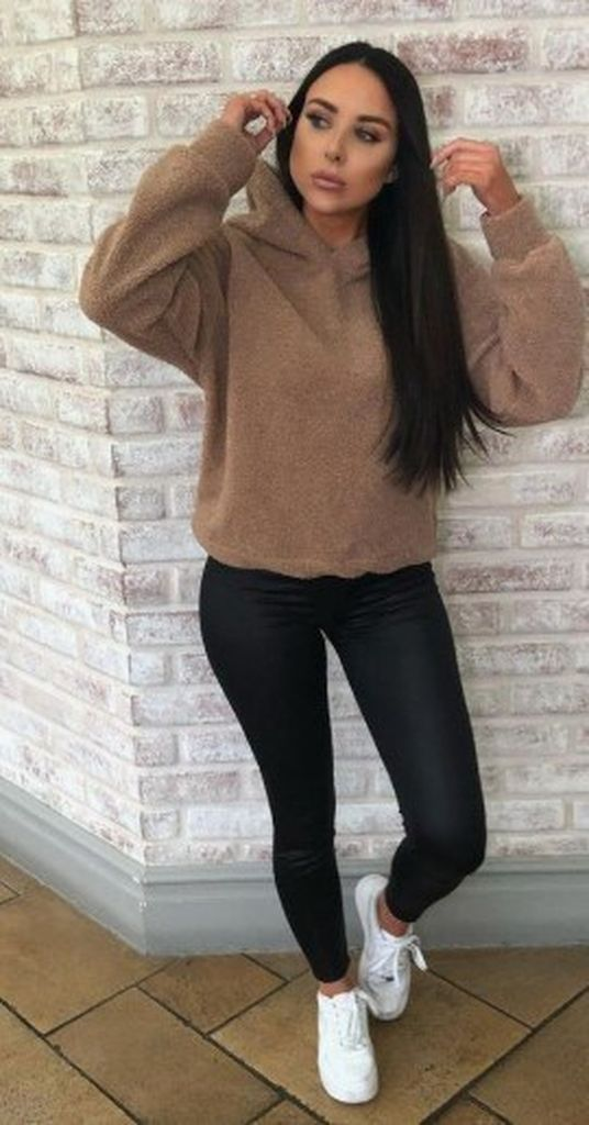 An-awesome-blue-oversize-hoodie-combined-with-black-legging-to-complete-your-style