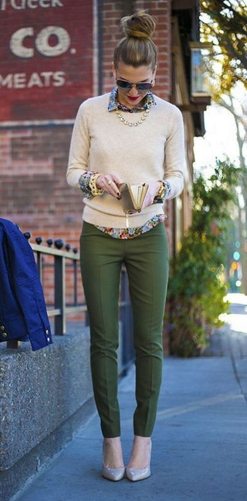 Cute-beige-sweater
