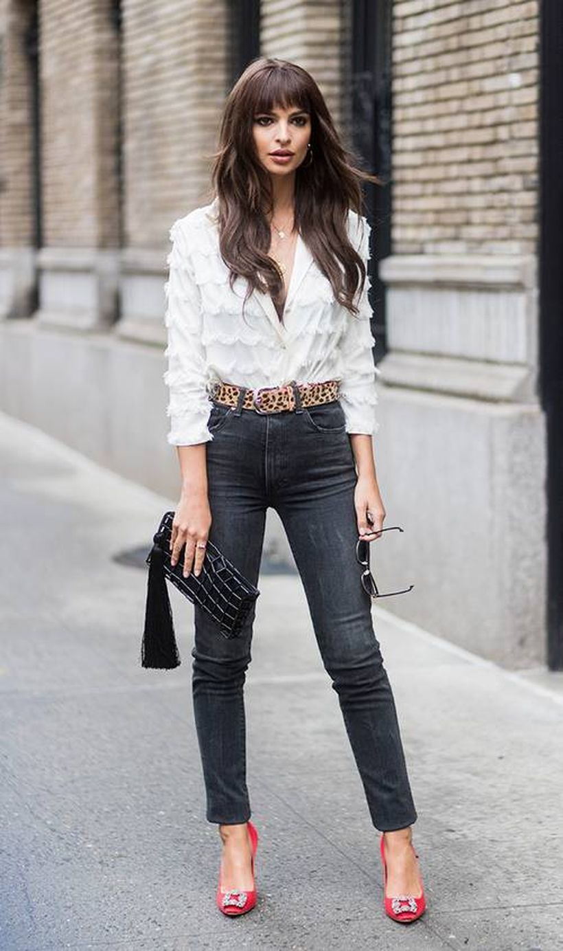 Long-transparent-white-dress-modern-black-leather-jacket-modern-white-shoes-and-add-black-leather-hats-for-your-high-frequency-style.-