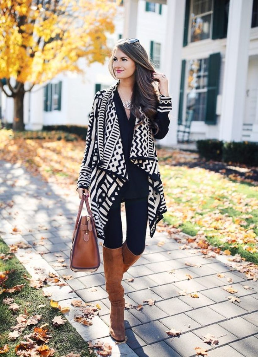 Aztec-cardigan-stylish.-