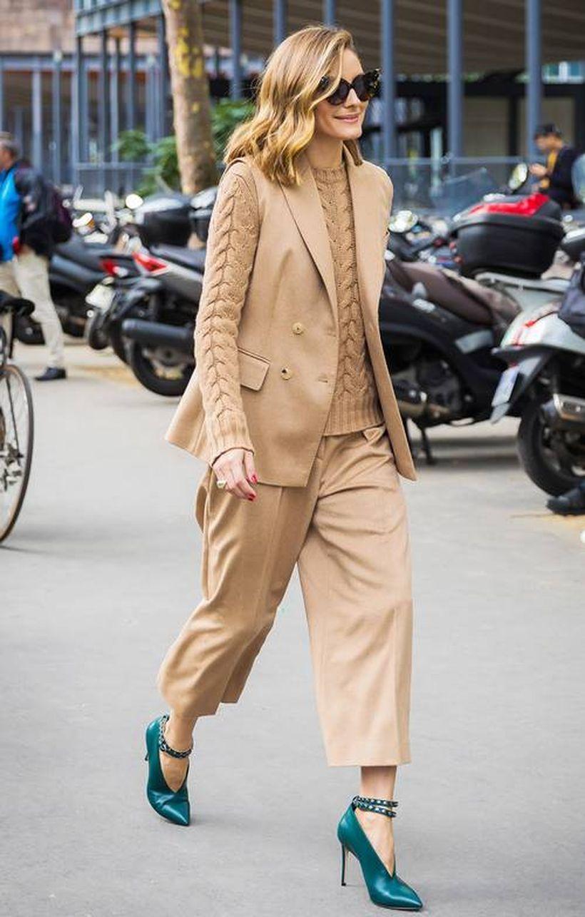 Long-beige-knit-shirt-and-suit