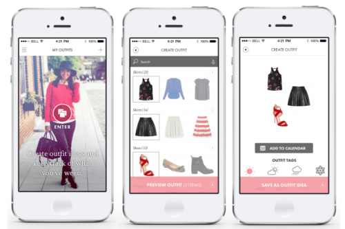 Check out these trendy fashion apps!