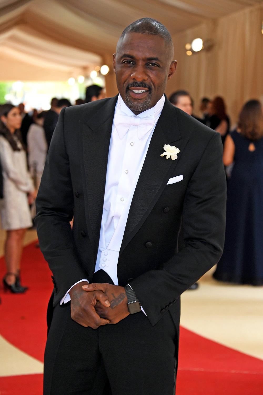 Image result for Idris Elba met gala 2017