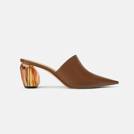 Get Into The Sculptural Heels Trend With Our Editorial Picks