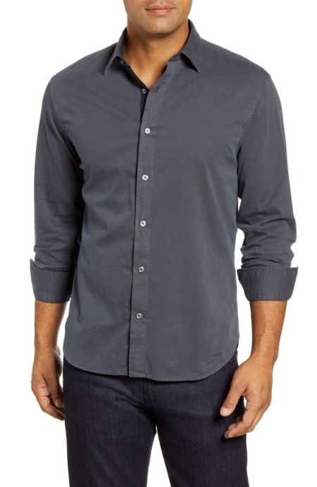 Bugatchi Button-Up Shirt