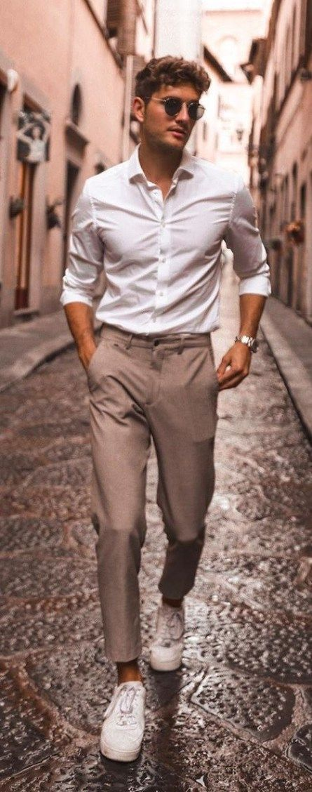 Men Outfit Ideas For That Date With Her