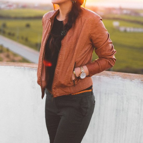 Wear fall colors this season and stay on trend with everyone else by mixing in the new colors with your old wardrobe.