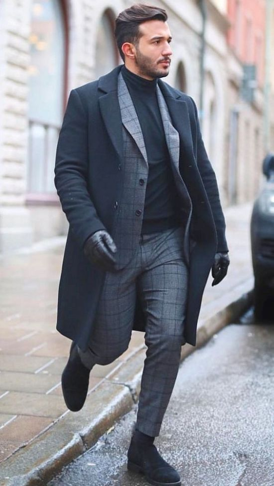 Winter Fashion Ideas For Men To Try This Year
