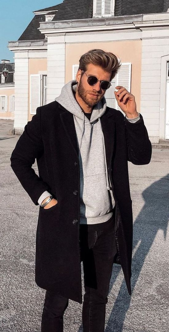 *12 Men's Winter Coats To Keep Him Warm This Year