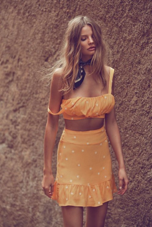 This Bridget Bardot designer inspired outfit is great for summer vacation!