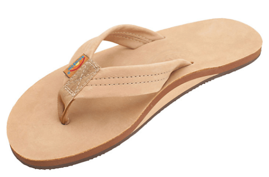 Men's Sandals Meant For A Day At The Beach