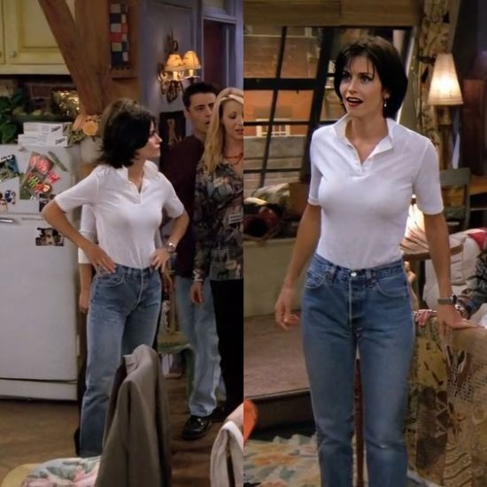 *15 Monica Geller Outfits To Copy RN