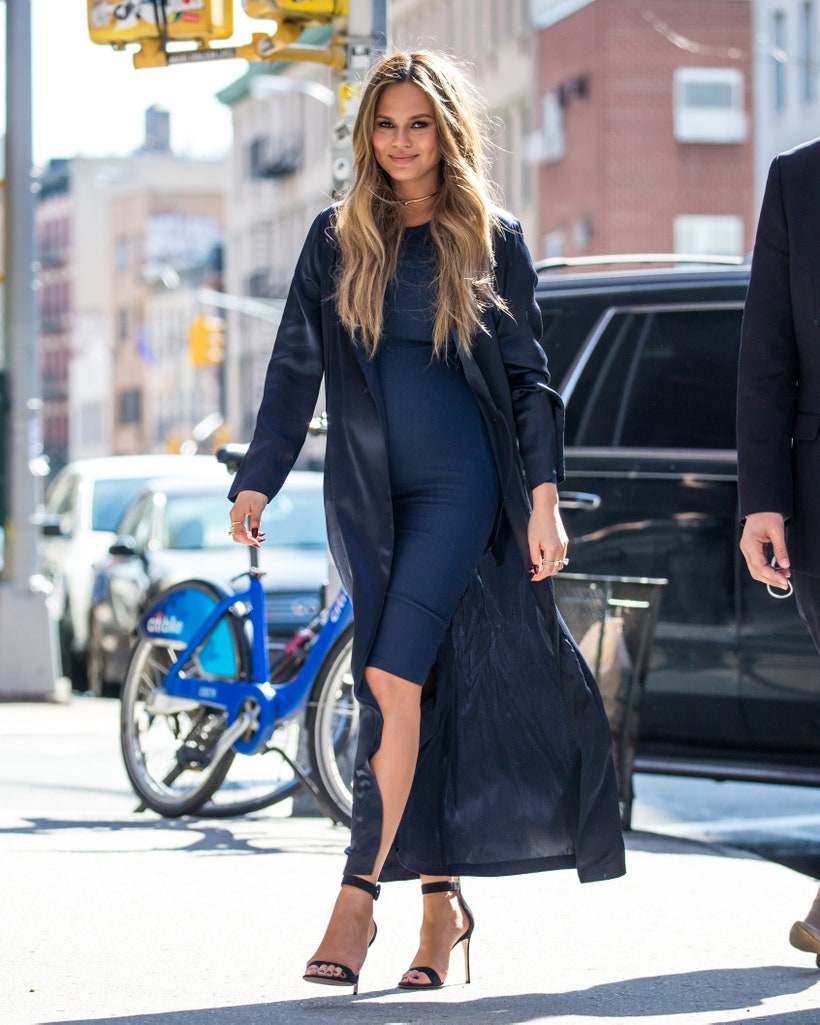 Image result for pregnant celebrity outfits