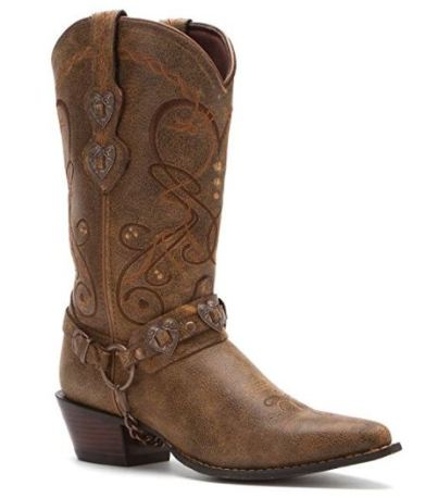 Check out these cute cowboy boots for women!
